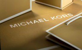 Michael Kors Textural Close-up