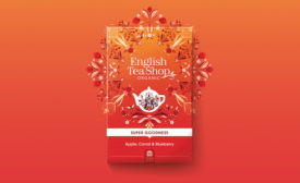 English Tea Shop Refreshes Brand Identity