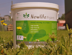 Newlife paint container