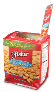 Fisher Roasted Party Peanuts
