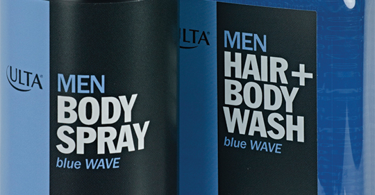 Ulta Men Body Spray ft