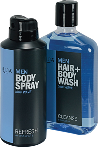 ulta men body spray for men wave