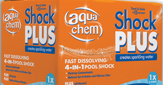 aqua chem feature