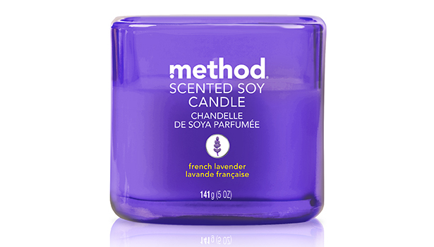 method soy candles