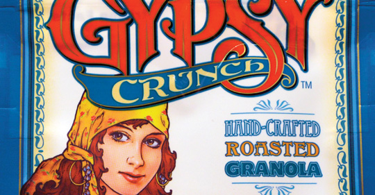 gypsy crunch feature