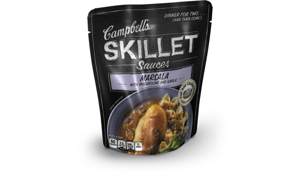 campbell skillet sauce