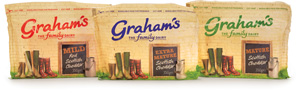 graham's the family dairy packaging