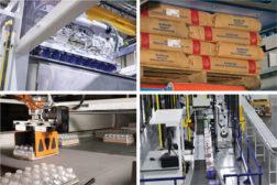 machinery, palletizing equipment