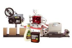 Labeling machinery