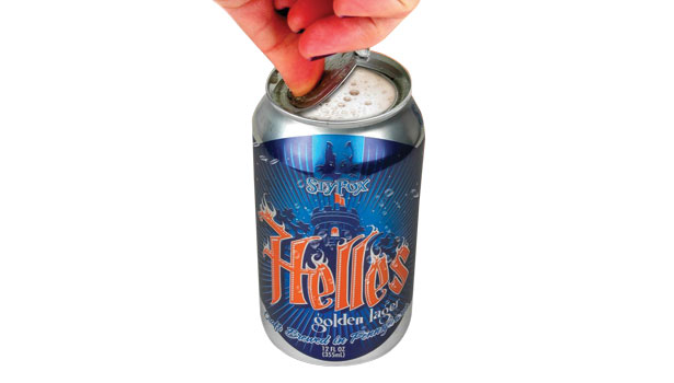 helles lager, 360 degree can