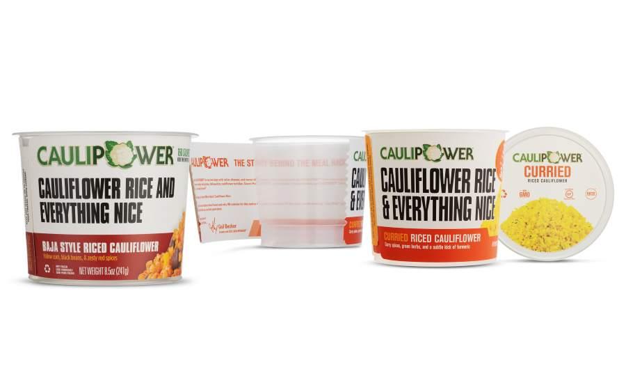 CAULIPOWER Chooses K3 for its Better-for-you Riced Cauliflower Range