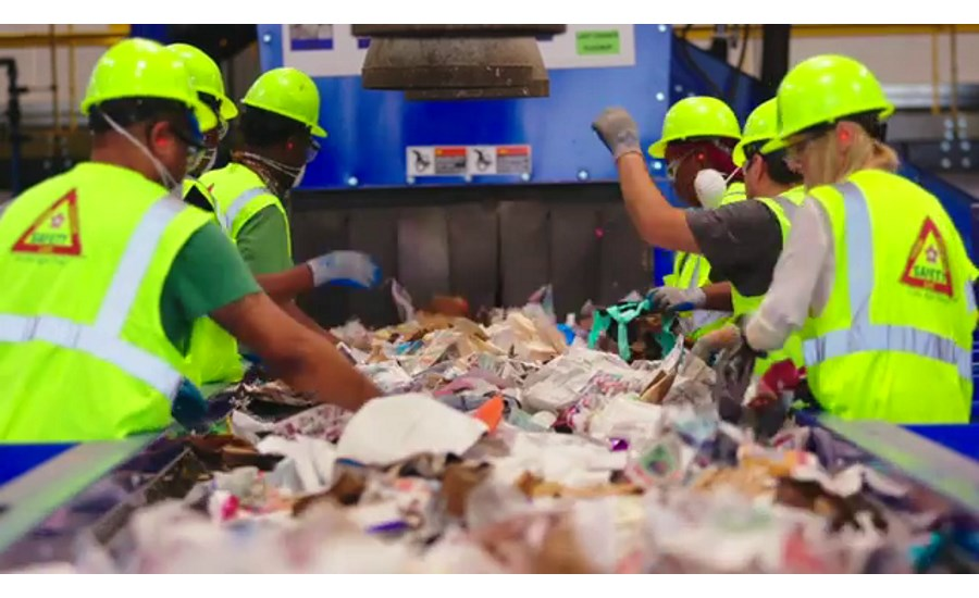 Pandemic Recycling Data Shows Big Spikes