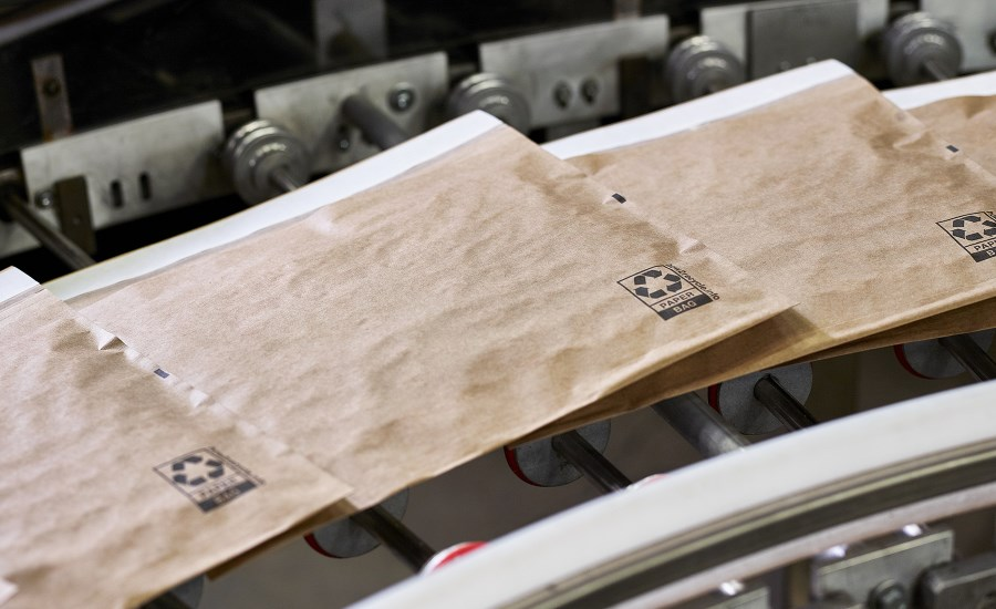 New Pregis Facility to Produce All-Paper Cushioned Mailers