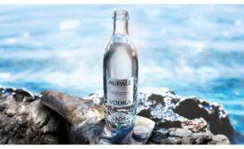Aupale Vodka bottle