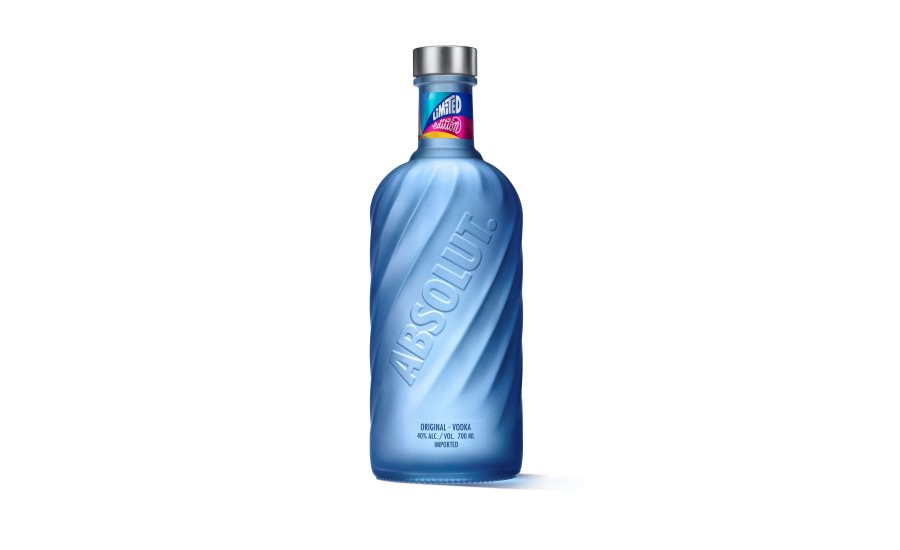 Absolut Movement Bottle