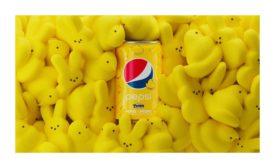 Pepsi and Peeps