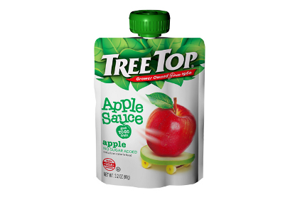 Tree top foodservice apple sauce