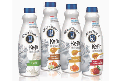 Greek Gods Kefir in Biondo Package