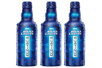 Light Beer Brand Launches Recloseable Aluminum Bottle