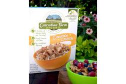 Cascadian Farm Cereal Liner