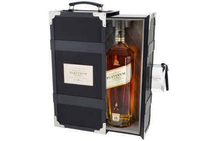Johnnie Walker Private Case