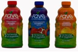 Fave Juice mades bold splash in beverage aisle
