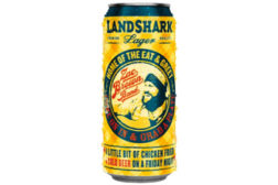 Landshark Zac Brown beer