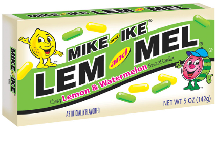 Retro Mike and Ike flavors return