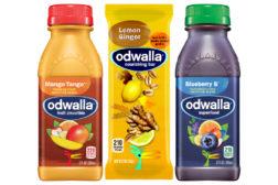 Odwalla refreshes image