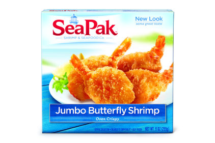 Seafood brand coasts into new brand identity 2013 05 20 for Best frozen fish to buy at grocery store