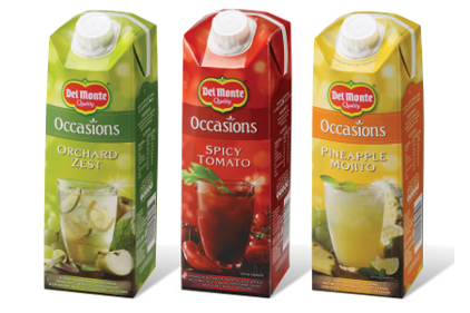 Delmonte New Juice