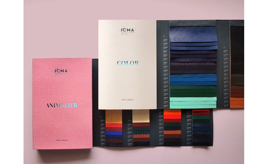 Icma Sartorial Paper's Animalier and Color Collections Relaunched