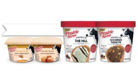 Prairie Farms snack launch