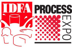 IDFA and PROCESS EXPO logos