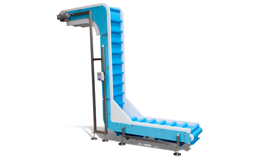 DynaClean Vertical Z Conveyor