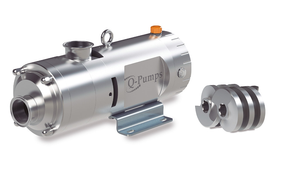QT8 Twin Screw Pump