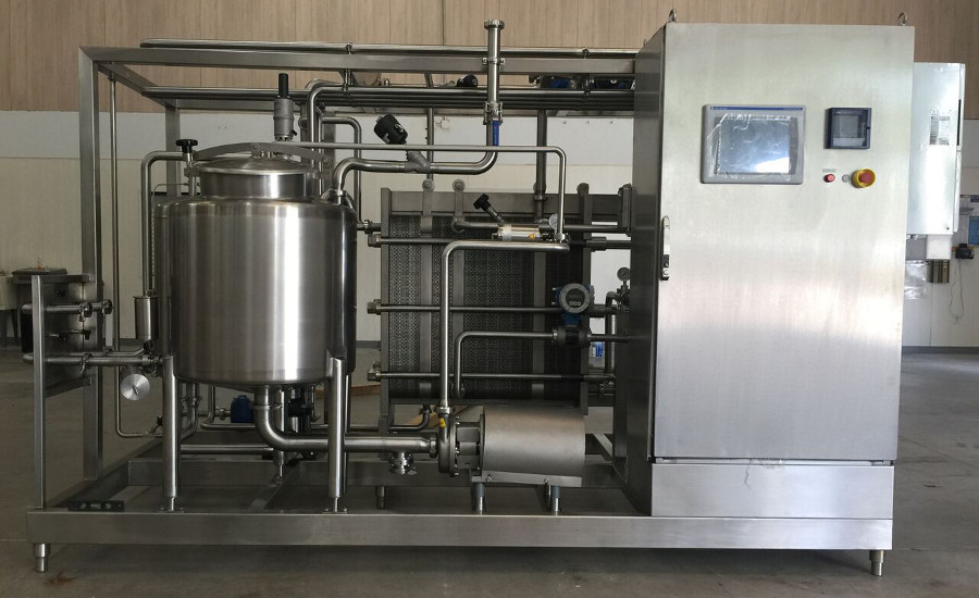 TPS Process Equipment offers pasteurization and sterilization technologies for the North American liquid food and beverage industry