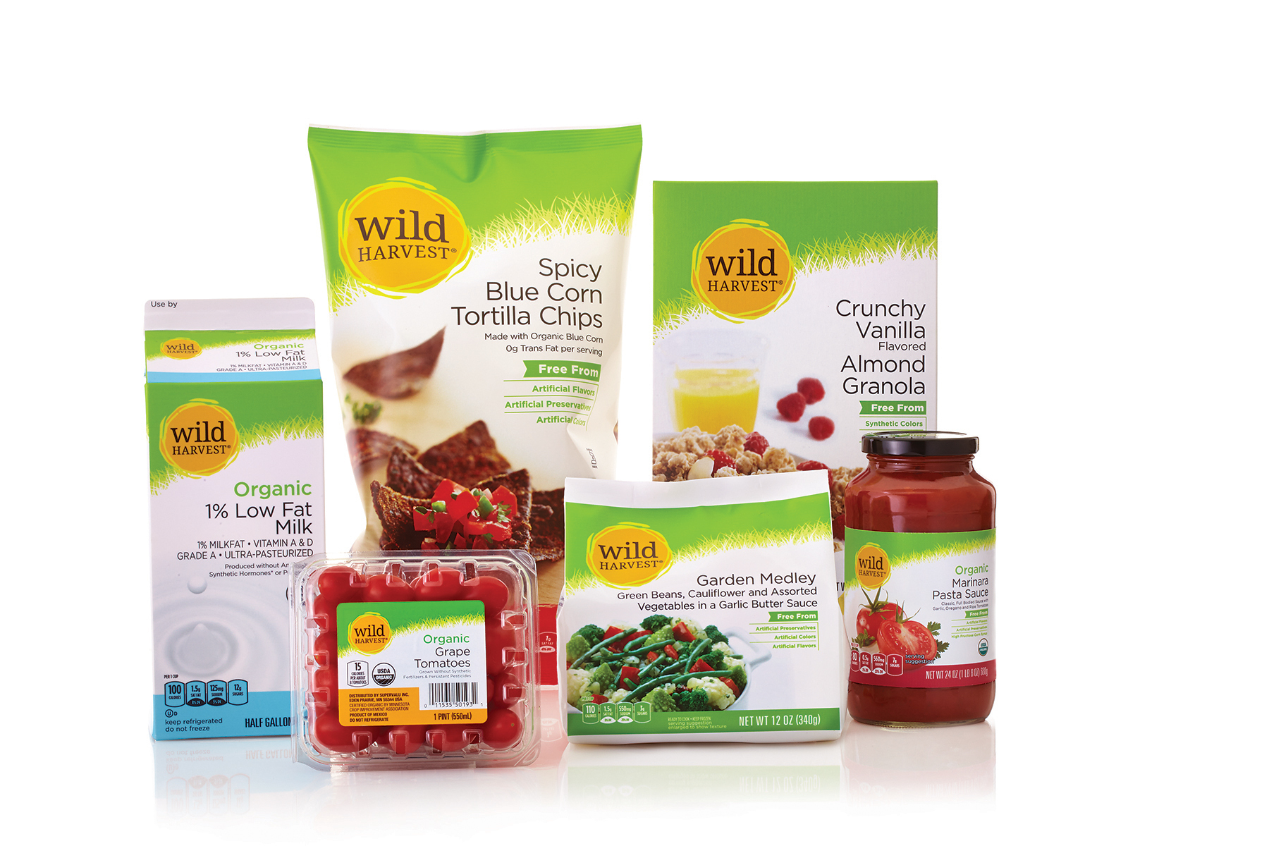 Natural Foods Package