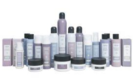 Organic Hairspa line