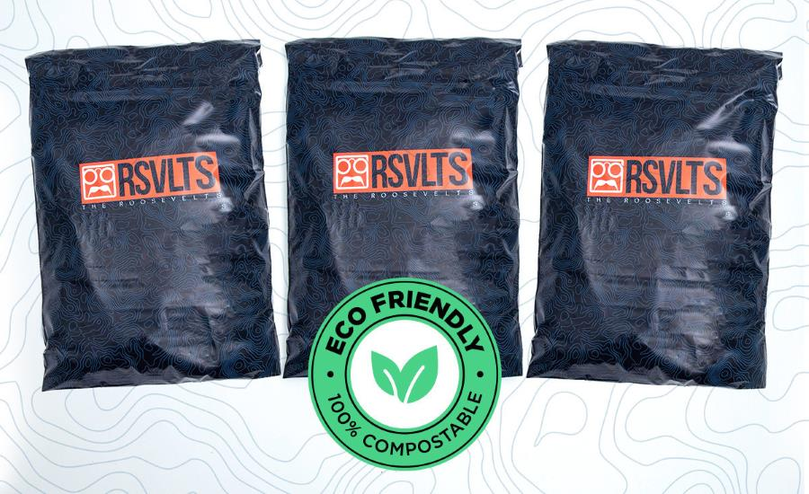 RSVLTS Switches Gears to Eco-Friendly Packaging