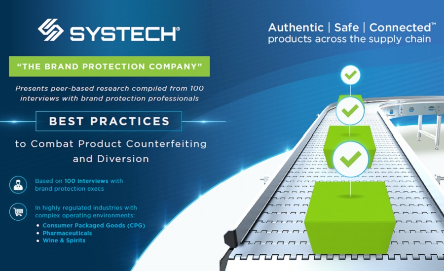 Systech Product Counterfeiting and Diversion protection