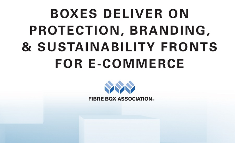 Boxes deliver on branding, protection and sustainability for e-commerce