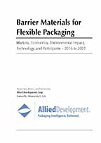 Barrier Materials for Flexible Packaging 2016-2020