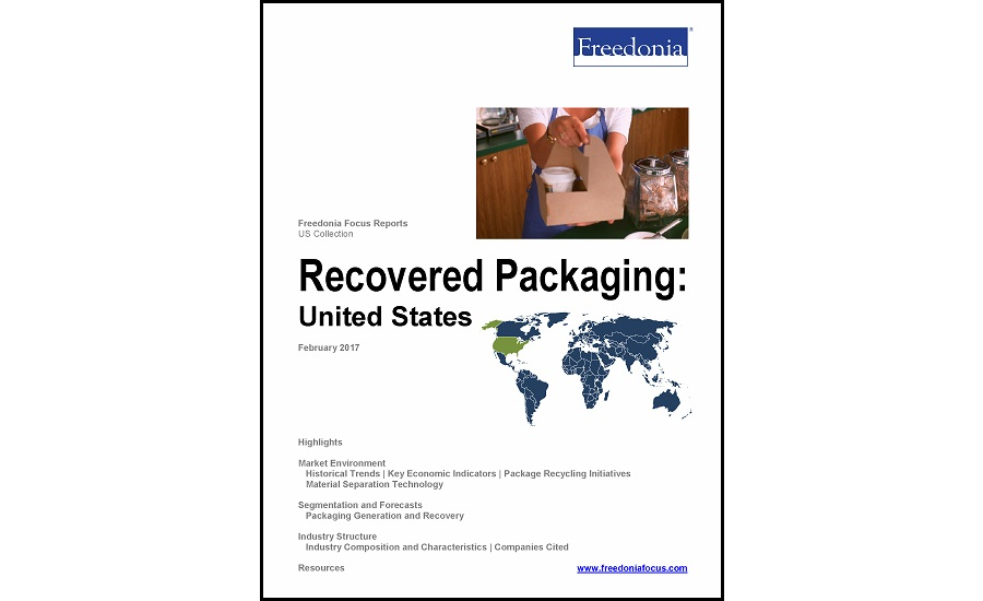 Recovered Packaging Market 2017 Study