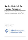 Barrier Materials for Flexible Packaging 2016-2019 Cover Page