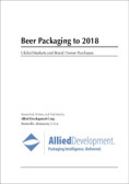 Beer Packaging to 2018 cover