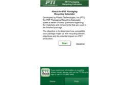 PTI Recycling App
