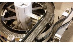 10 inch mass flow spiral conveyornd