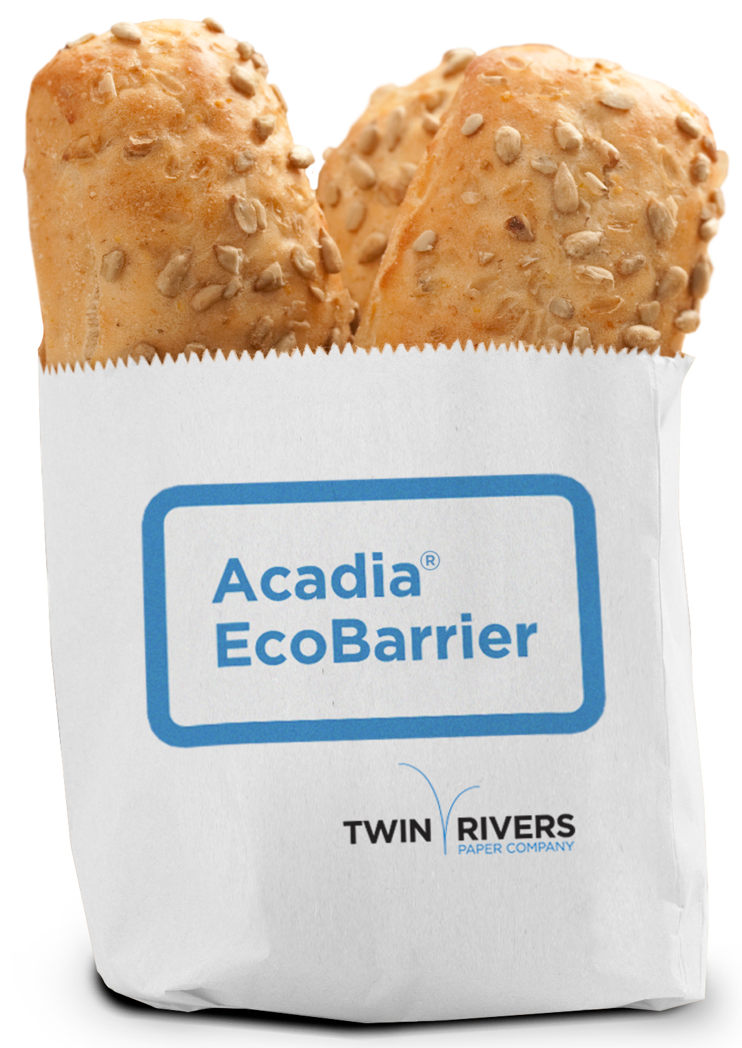 Acadia Ecobarrier paper wrapper