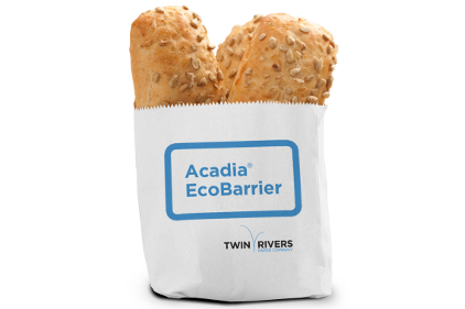 Acadia Ecobarrier paper wrapper feature image